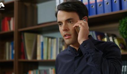Asteria stin ammo Greek TV Series – Episode 136
